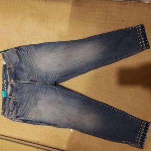 NWT INC Women's 18W skinny leg jeans